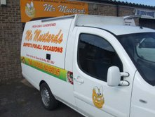 Mr Mustards Big Van
